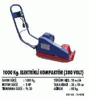 1000 Kg. Elektrikli Kompaktör (380 Volt)
