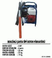 Benzinli Çanta Tipi Beton Vibratörü