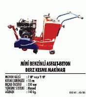 Mini Benzinli Asfalt-Beton Derz Kesme Makinası