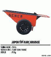 Japon Tipi Harç Arabası