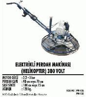 Elektrikli Perdah Makinası (Helikopter) 380 Volt