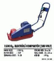 1500 Kg. Elektrikli Kompaktör (380 Volt)