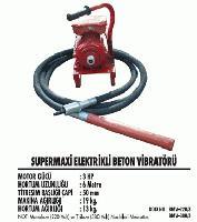 Süpermaxi Elektrikli Beton Vibratörü