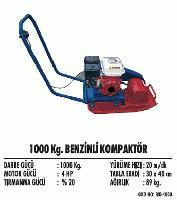1000 Kg. Benzinli Kompaktör
